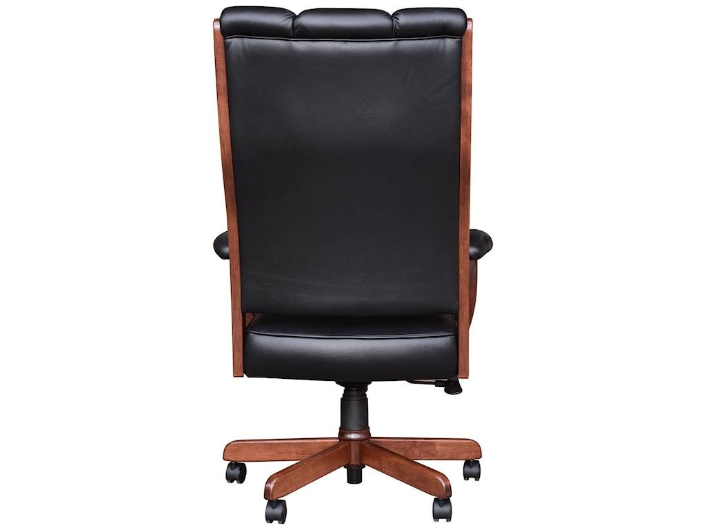 Buckeye Rockers Deck ChairsClark Executive Chair