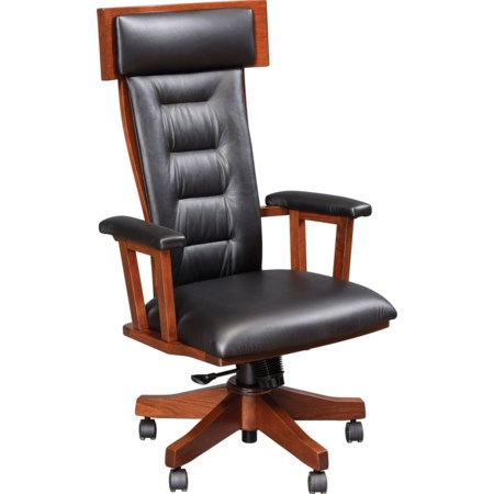 Arm Desk Chair