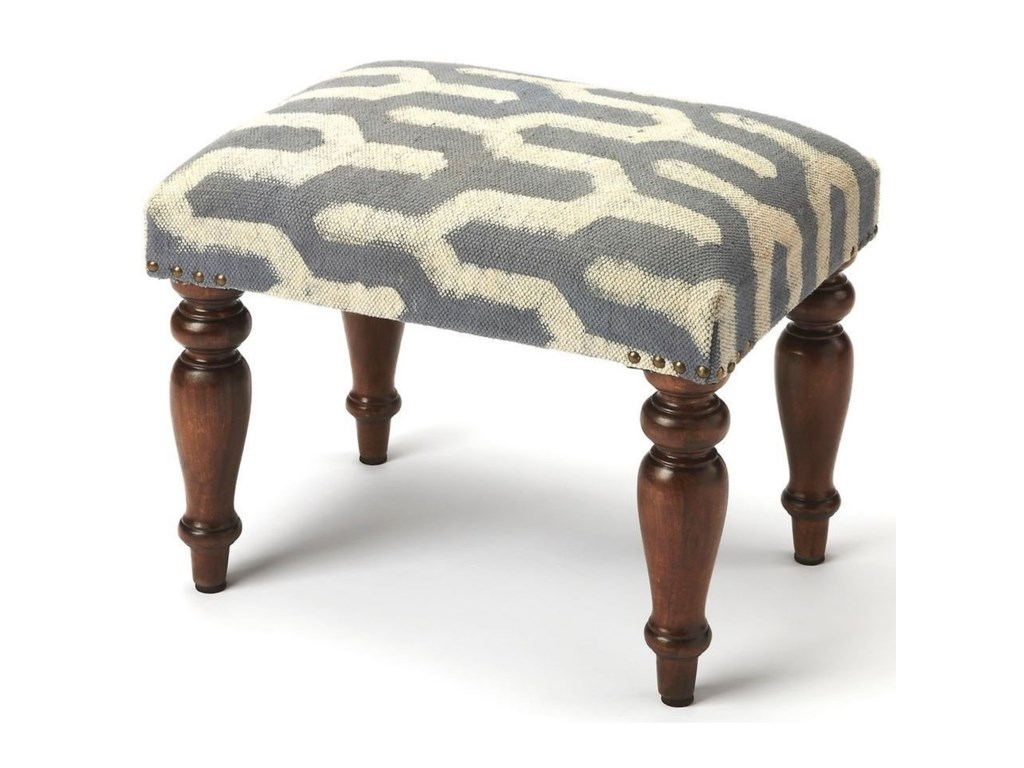 Butler Specialty Company Accent SeatingVanity Stool