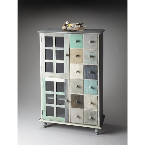 Butler Specialty Company Artifacts Accent Chest