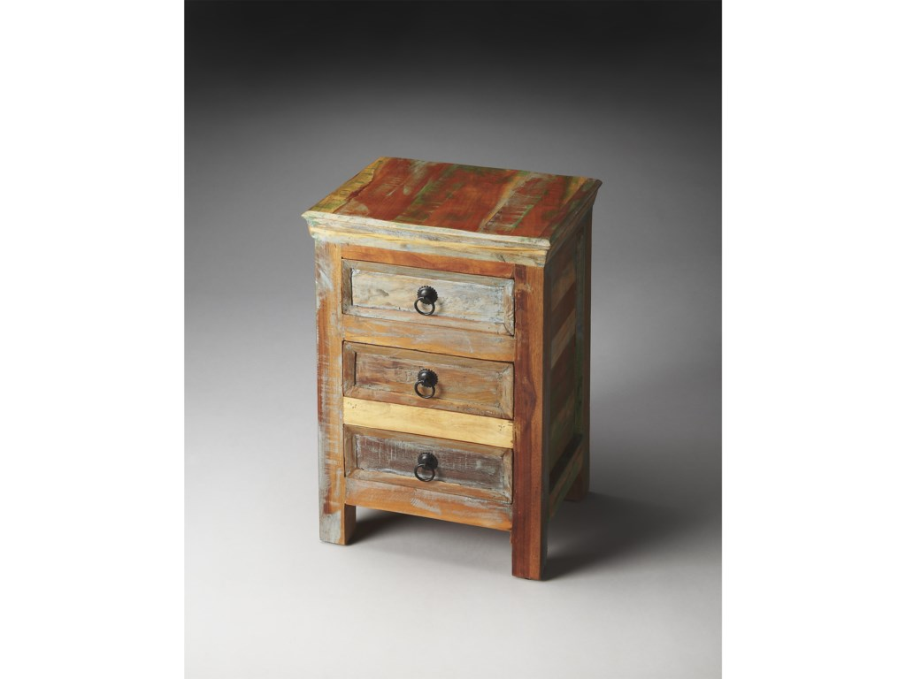 Butler Specialty Company ArtifactsAccent Chest