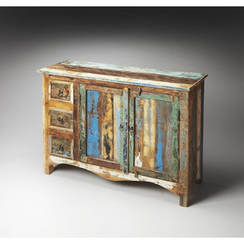 Butler Specialty Company Artifacts Sideboard
