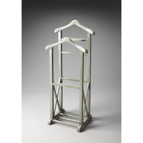 Butler Specialty Company Artifacts Valet Stand