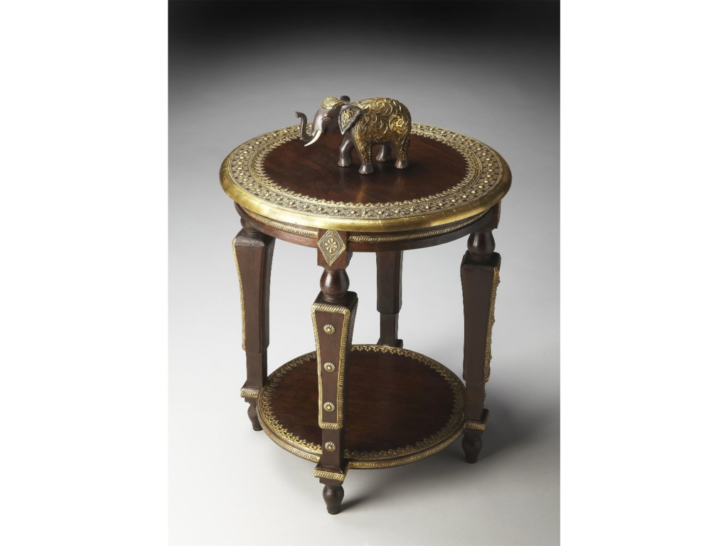 Butler Specialty Company ArtifactsAccent Table