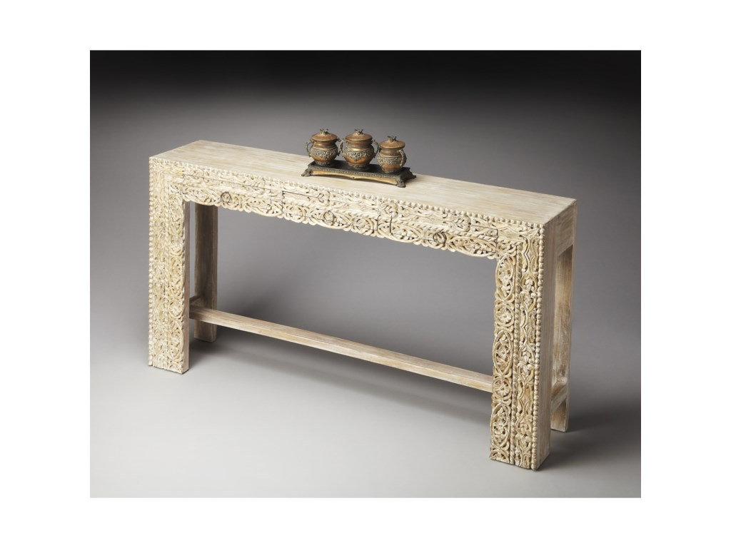 Butler Specialty Company ArtifactsConsole Table