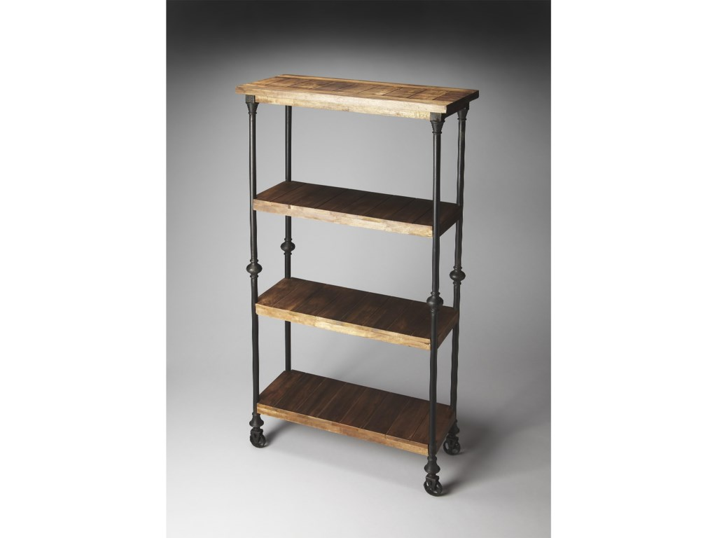 Butler Specialty Company ArtifactsBookcase