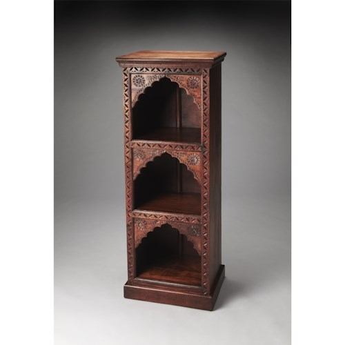 Butler Specialty Company Artifacts Bookcase