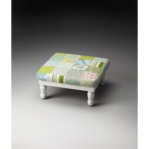 Butler Specialty Company Artifacts Hildy Patchwork Stool