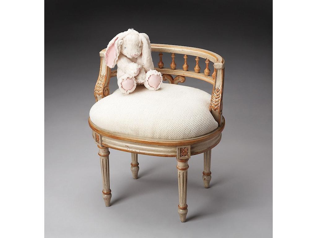 Butler Specialty Company Artist's OriginalsVanity Seat