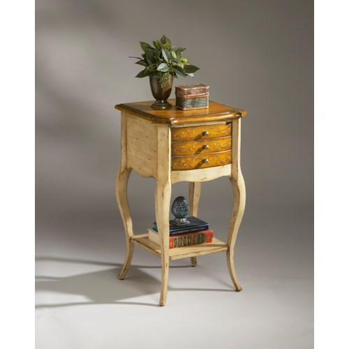 Butler Specialty Company Artist's Originals Accent Table