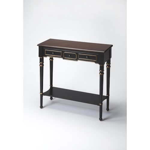 Butler Specialty Company Artist's Originals Café Noir Console Table