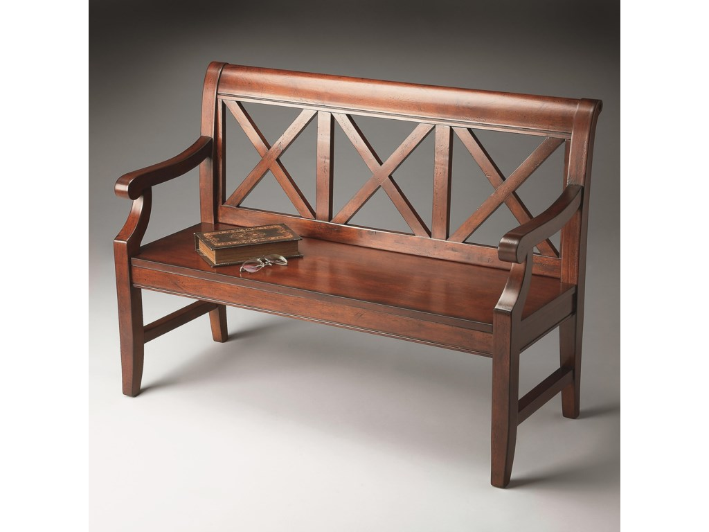 Butler Specialty Company Benches and OttomansBench