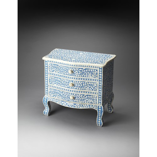 Butler Specialty Company Bone Inlay Bone Inlay Accent Chest