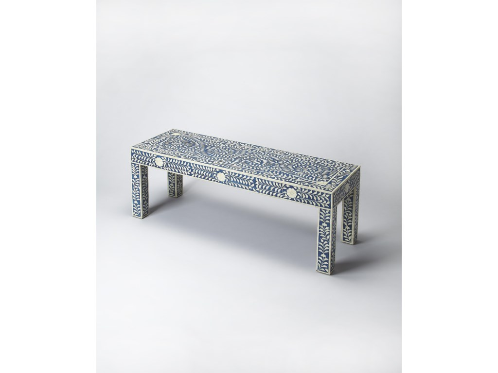 Butler Specialty Company Bone InlayBench