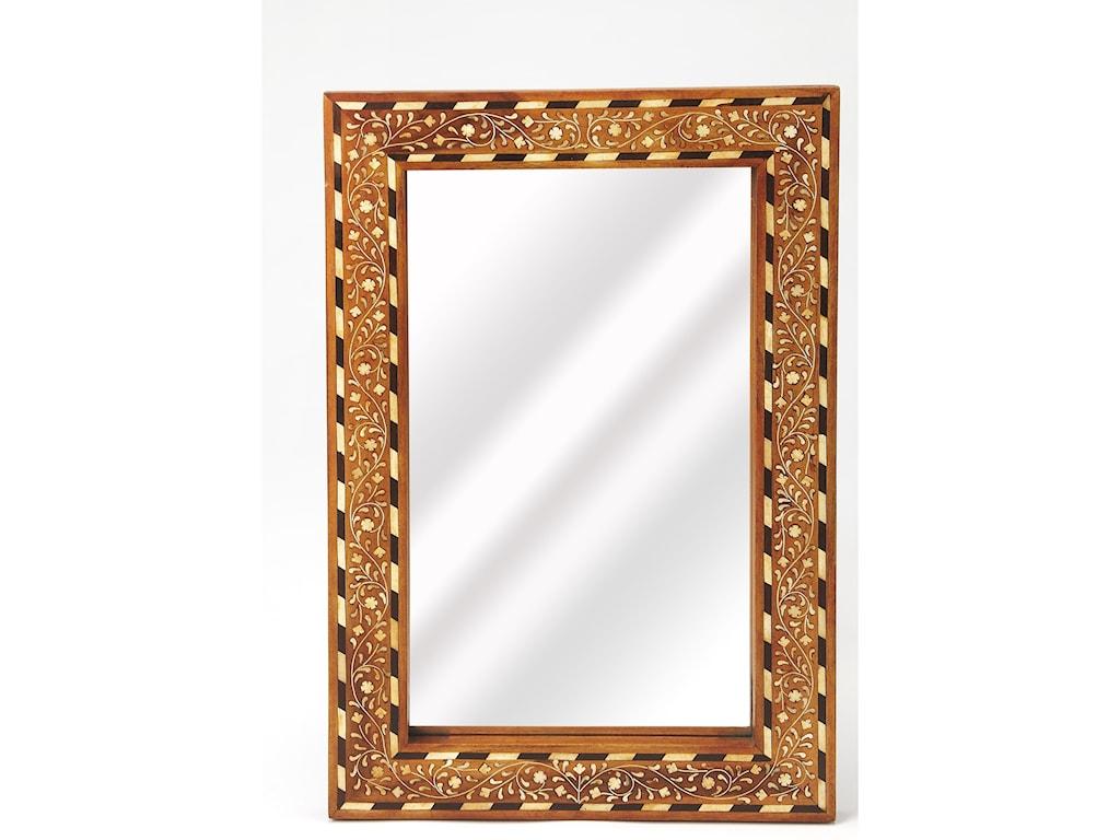 Butler Specialty Company Bone InlayWall Mirror