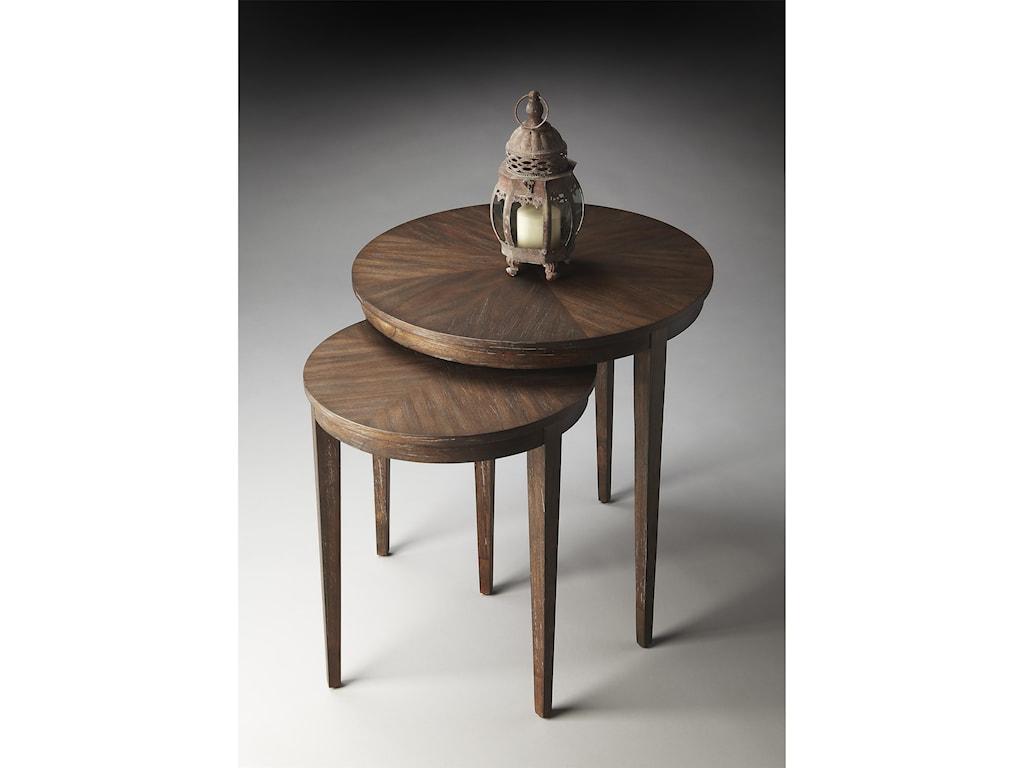 Butler Specialty Company Butler LoftNest of Tables