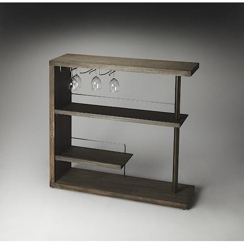 Butler Specialty Company Butler Loft Bar Cabinet