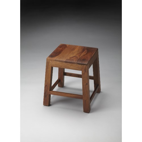 Butler Specialty Company Butler Loft Hewett Solid Wood Stool