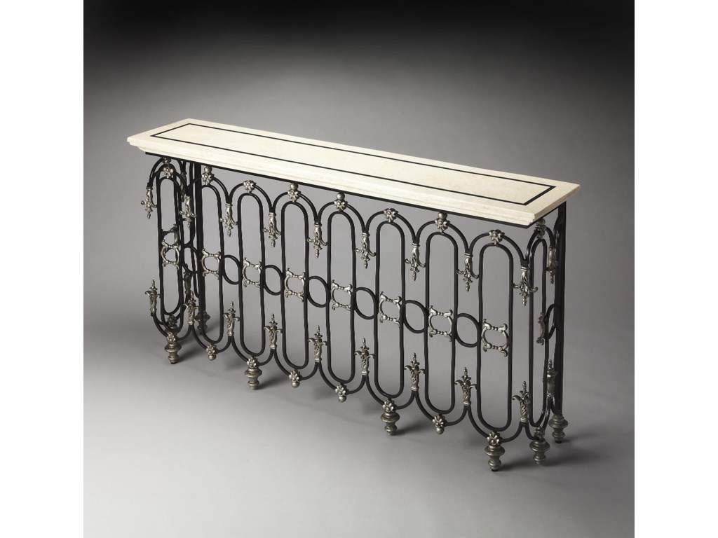 Butler Specialty Company Connoisseur'sConsole Table