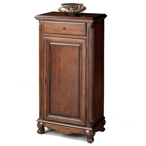 Butler Specialty Company Designers Edge Cherry Finished Door Chest