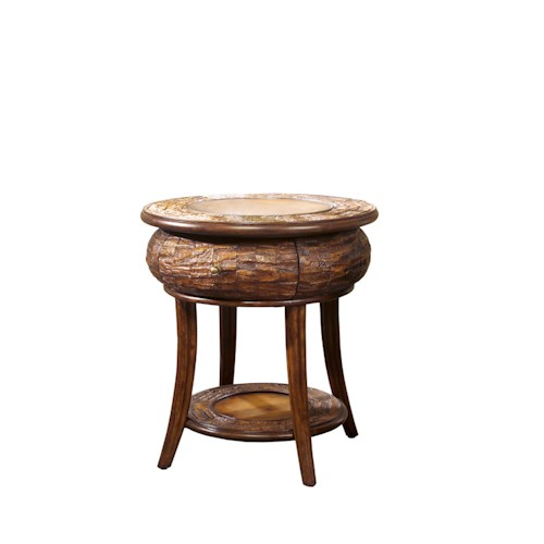 Butler Specialty Company Designers Edge Round End Table