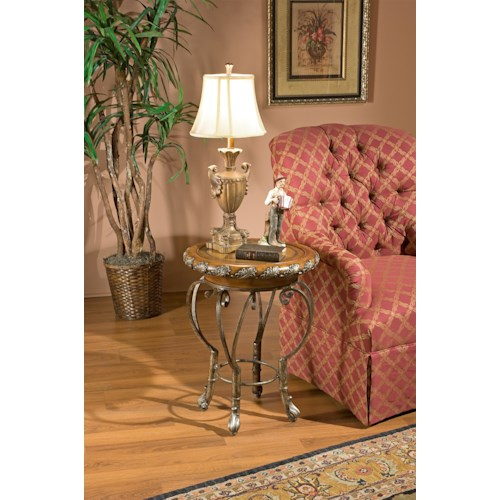 Butler Specialty Company Heritage Accent Table