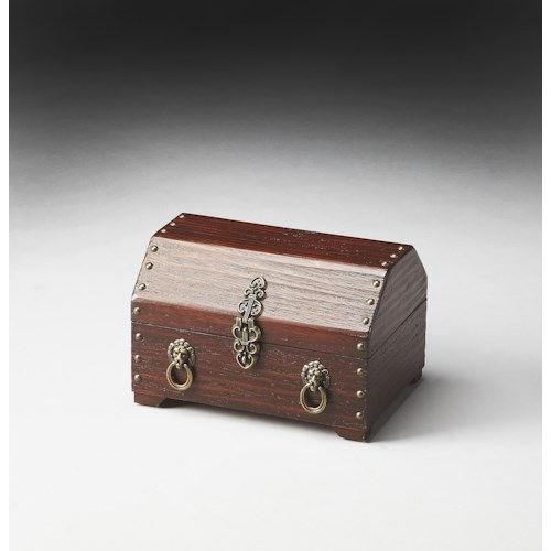 Butler Specialty Company Hors D'oeuvres Jewelry Box