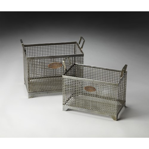 Butler Specialty Company Hors D'oeuvres Storage Basket Set