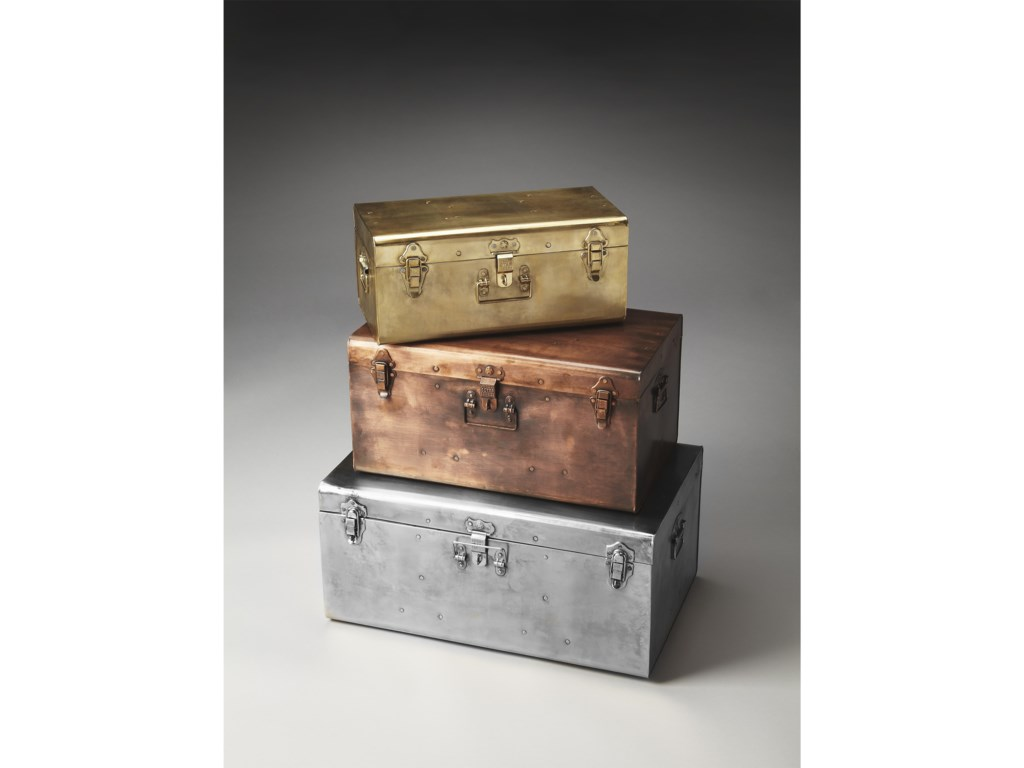 Butler Specialty Company Hors D'oeuvresStorage Trunk Set
