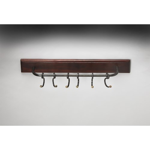 Butler Specialty Company Hors D'oeuvres Wall Rack