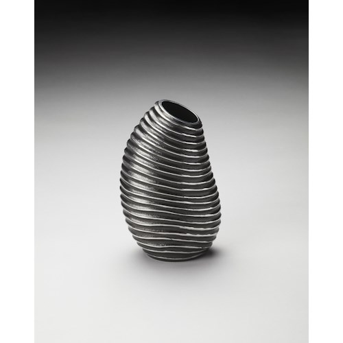 Butler Specialty Company Hors D'oeuvres Fusion Aluminum Vase
