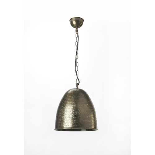 Butler Specialty Company Hors D'oeuvres Nickel 1 Light Pendant