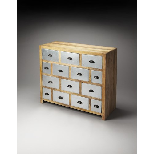 Butler Specialty Company Industrial Chic Drawer Chest