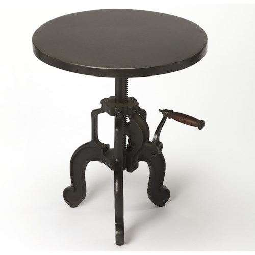 Butler Specialty Company Industrial Chic Clifford Industrial Chic End Table