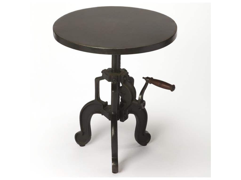 Butler Specialty Company Industrial ChicEnd Table