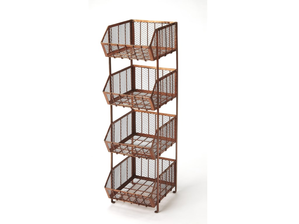 Butler Specialty Company Industrial ChicStorage Rack