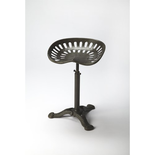 Butler Specialty Company Industrial Chic Victor Industrial Chic Barstool