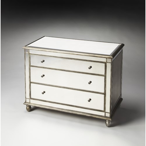 Butler Specialty Company Masterpiece  Console Chest