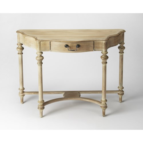 Butler Specialty Company Masterpiece  Morency Driftwood Console Table