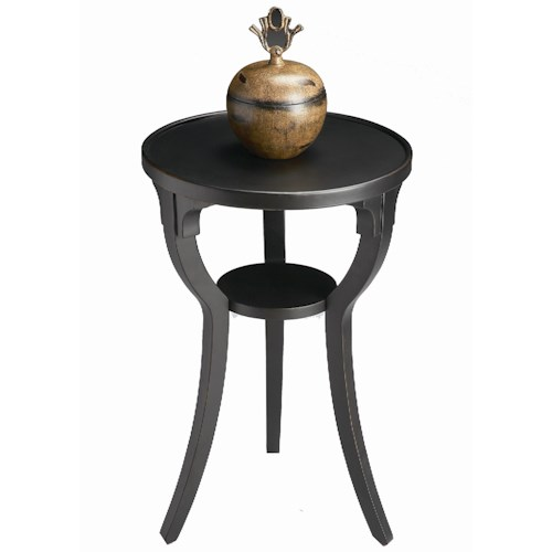 Butler Specialty Company Masterpiece Round Accent Table