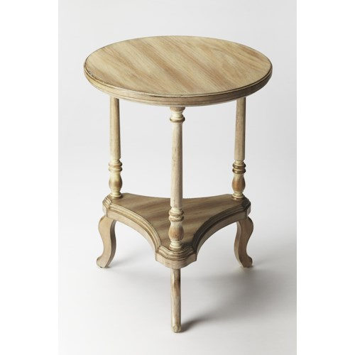 Butler Specialty Company Masterpiece  Petry Driftwood Accent Table
