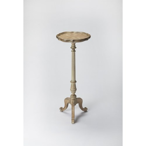 Butler Specialty Company Masterpiece  Chatswoth Driftwood Pedestal Plant Stand