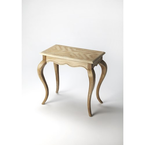 Butler Specialty Company Masterpiece  Daffney Driftwood Accent Table