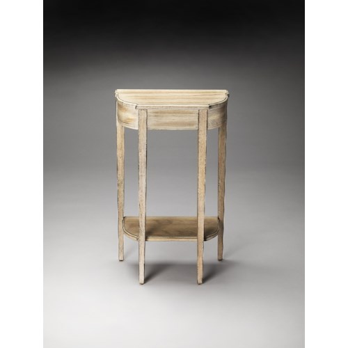Butler Specialty Company Masterpiece  Driftwood Console Table