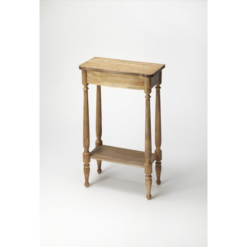 Butler Specialty Company Masterpiece  Whitney Driftwood Console Table