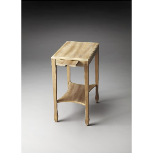 Butler Specialty Company Masterpiece  Gilbert Driftwood Accent Table