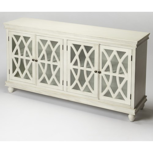 Butler Specialty Company Masterpiece Lansing Off White Sideboard