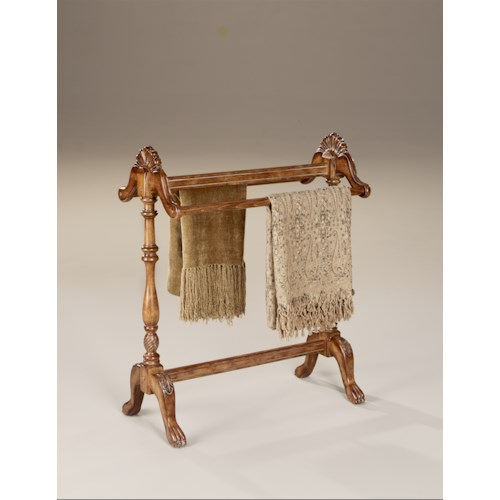 Butler Specialty Company Masterpiece  Blanket Stand