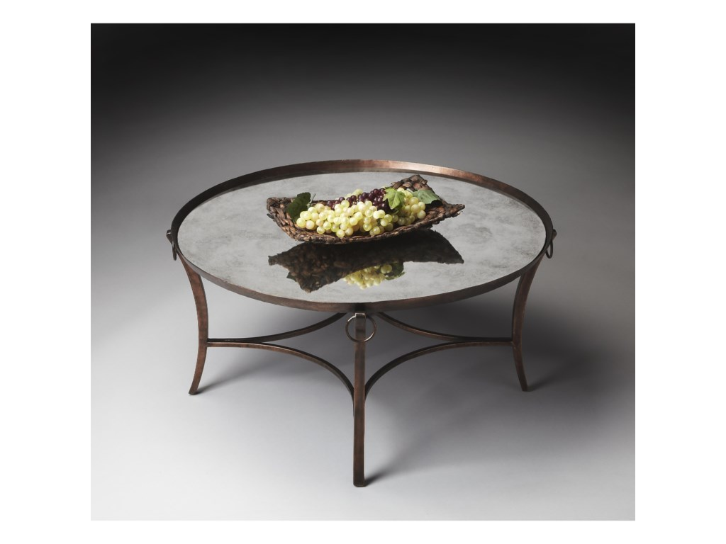 Butler Specialty Company MetalworksCocktail Table