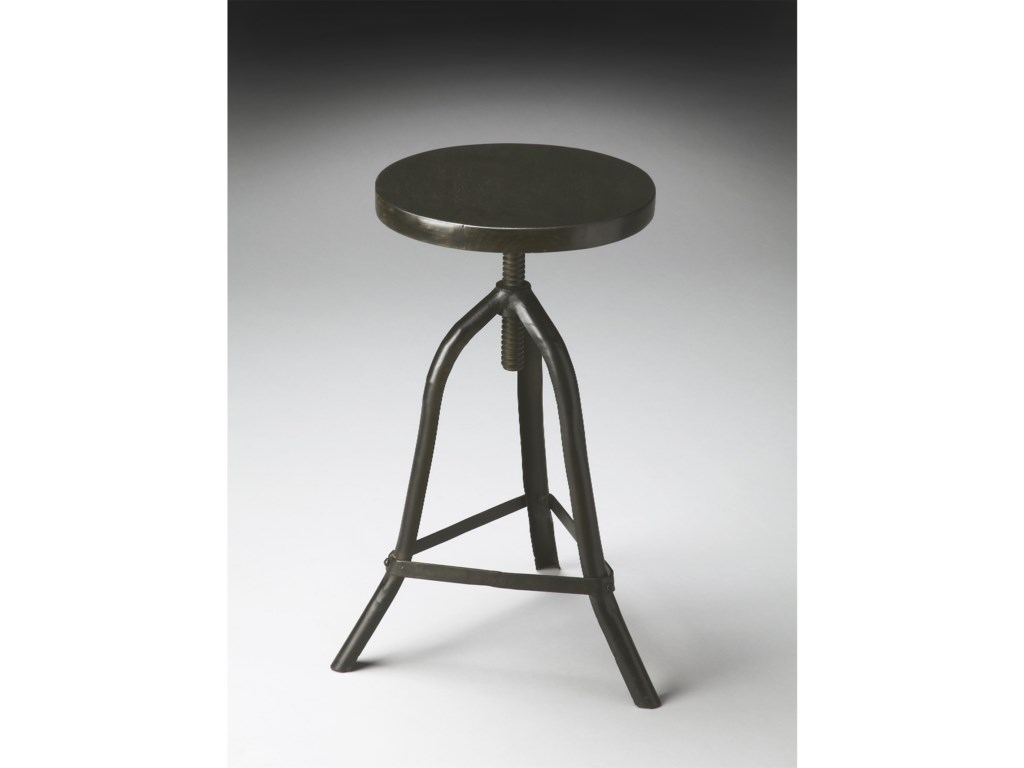 Butler Specialty Company MetalworksRevolving Stool